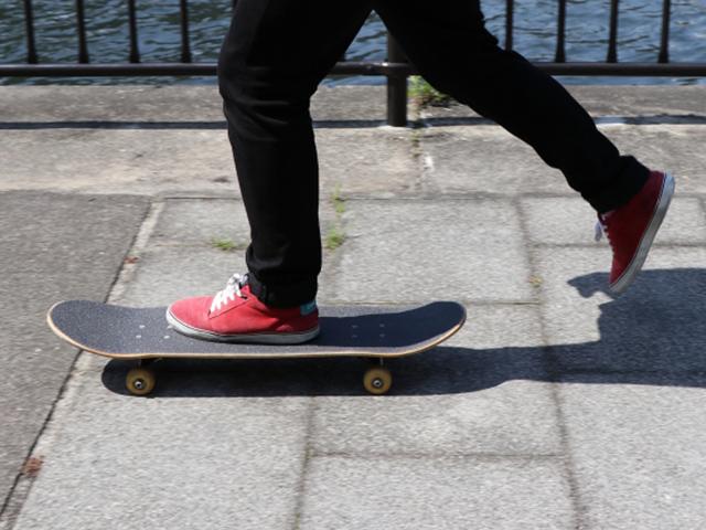 初めてなら(ショート)スケートボードがおすすめ!