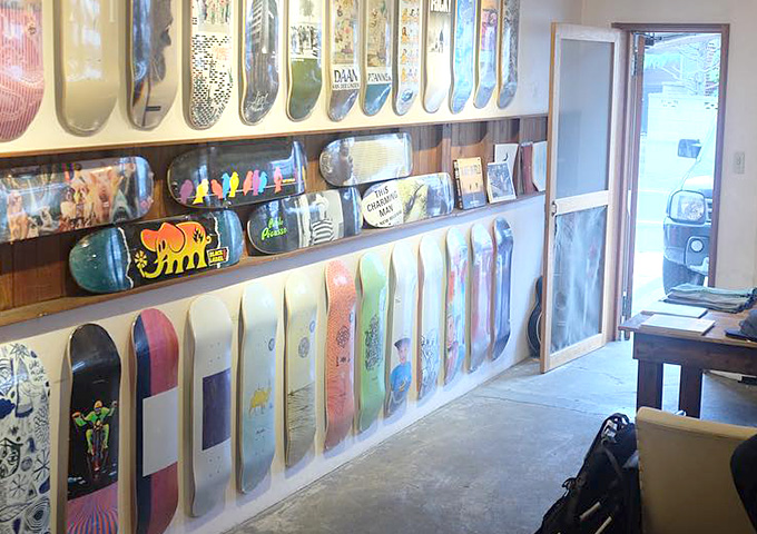 BATSU skateboardshop(バツスケートボードショップ)