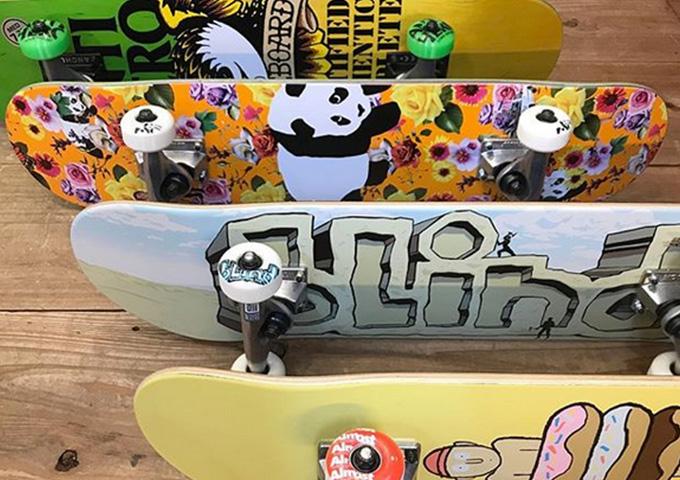 HIGHSOX SKATEBOARDS(ハイソックススケートボード)