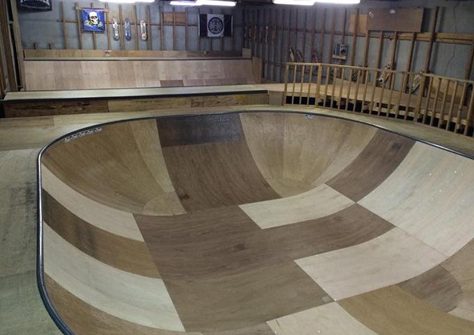 Minato skate ramp(ミナトスケートランプ)