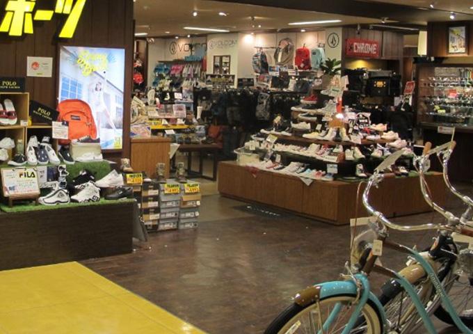ムラサキスポーツ 札幌ピヴォ店