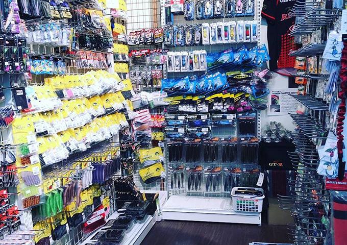 The Strike Skate&Tackle Shop(ザ・ストライク・スケート&タックルショップ)