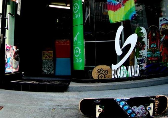 Board Walk Sports(ボードウォークスポーツ) 京都店