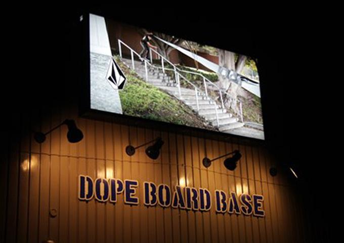 DOPE Board Base(ドープボードベース)