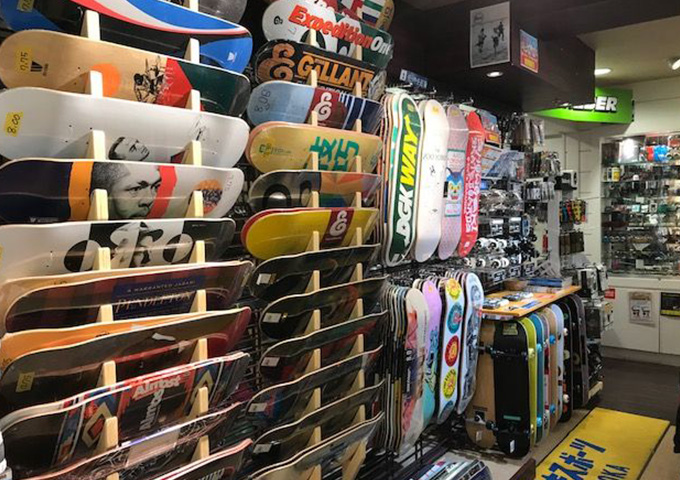ムラサキスポーツ 静岡パルコ店