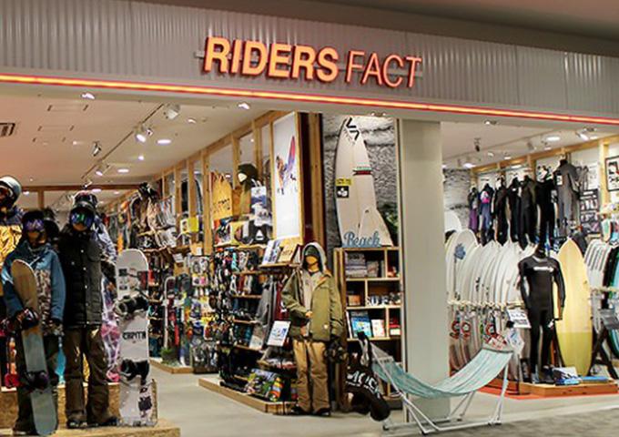 RIDERS FACT なんばシティ店
