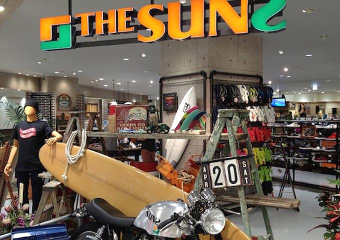 THE SUNS 神戸ハーバーランドumie店