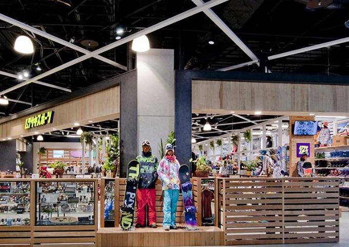 ムラサキスポーツ イオンモール常滑店