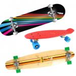 スケートボードの種類と最適な選び方とは