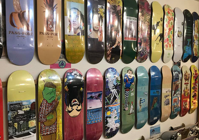 Jobless Skateboard Shop