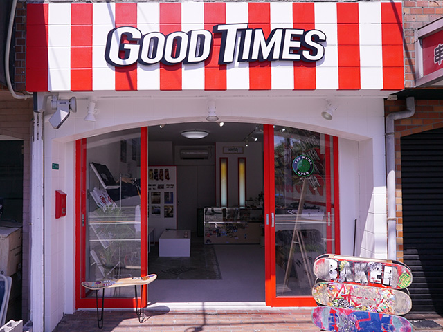 GOOD TIMES(グッド タイムズ)