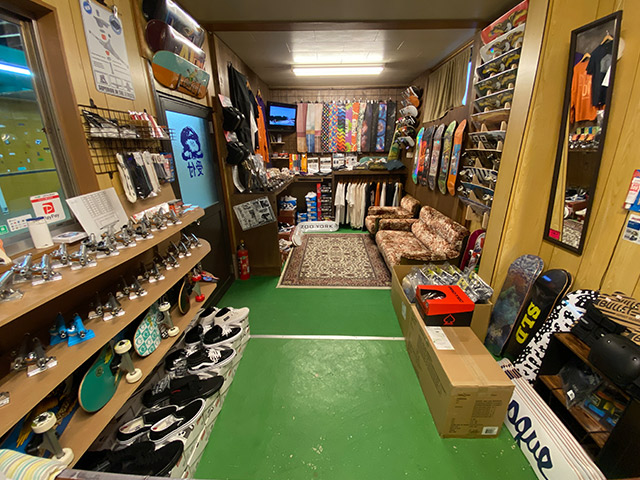 CANPiNTAN Skatepark & Shop